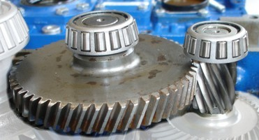 Engranaje cilindrico helicoidal
